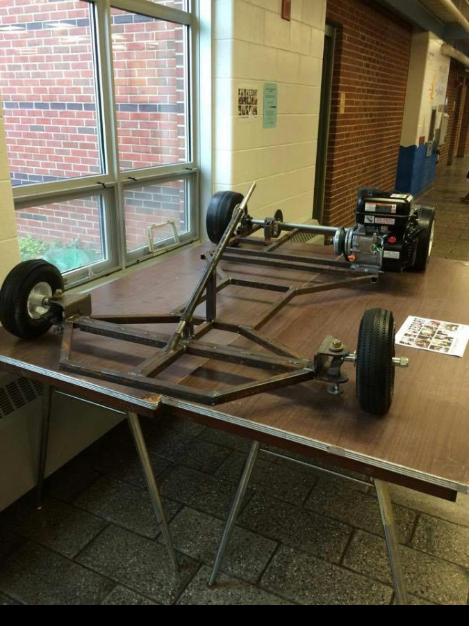 A car made in the TRACES Program