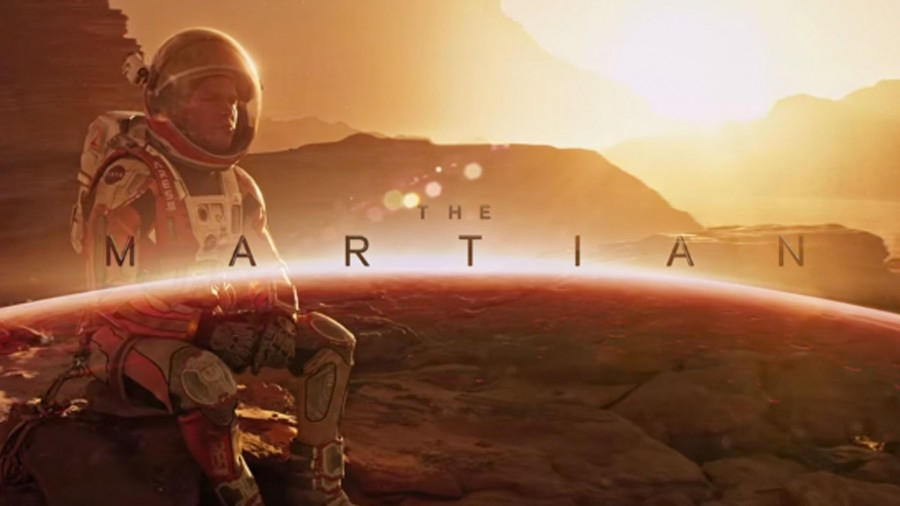 The Martian is in theaters now.