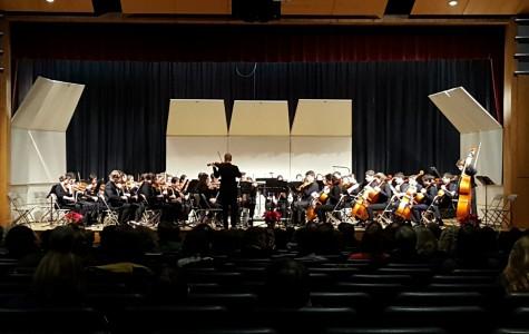Hingham High Orchestra Concert