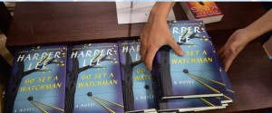 Copies of Harper's Lee's second published novel, Go Set a Watchmen, fly off store shelves despite its lukewarm critical reviews.