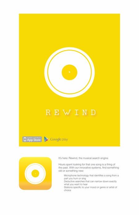 Rewind App by Rose Flynn (Junior)