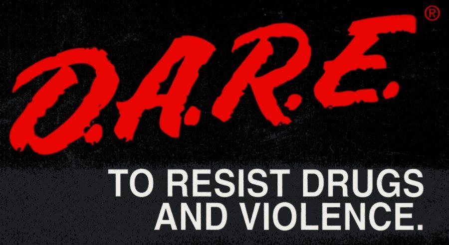 The DARE logo