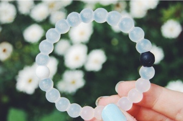 The Lokai bracelet company claims to add water from Mt Everest inside the beads.  Some consumers cry foul at the claim.