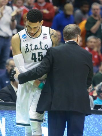 Michigan State suffers a heartbreaking loss to Middle Tennessee.