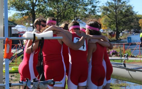 Hingham Crew Competes in the Head of the Charles