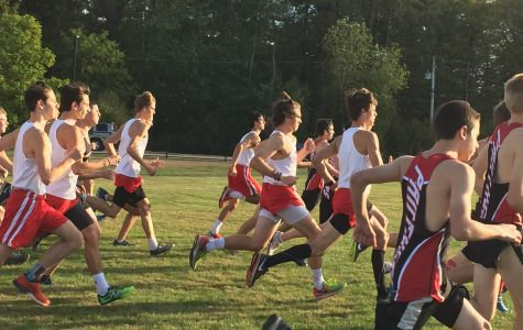 Hingham XC Faces Whitman Hansen