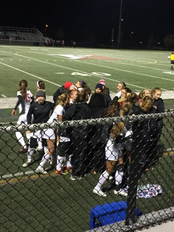 Girls Varsity Soccer Defeats Dighton-Rehoboth in First Tournament Game