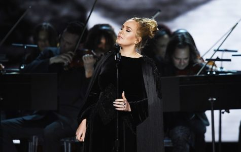 The 59th Annual Grammy Awards Dominated By Adele and Beyoncé