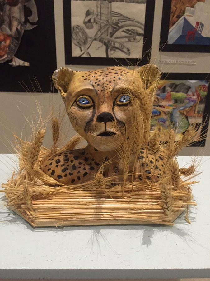 Sculpture by K.K. Patterson