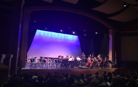 All-Town Orchestra Concert Highlights Student Talent