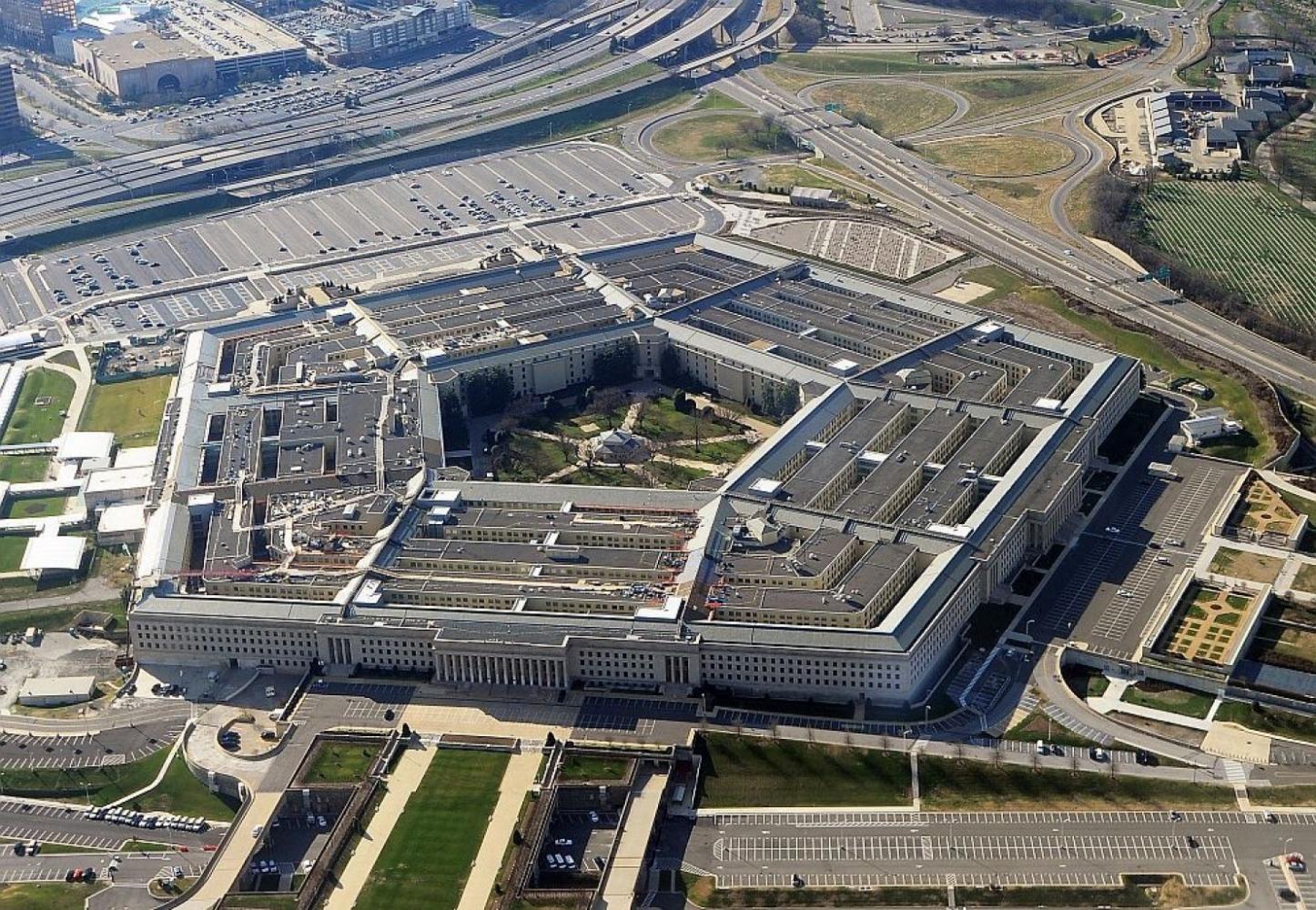 The+Pentagon%2C+located+in+Washington%2C+D.C.
