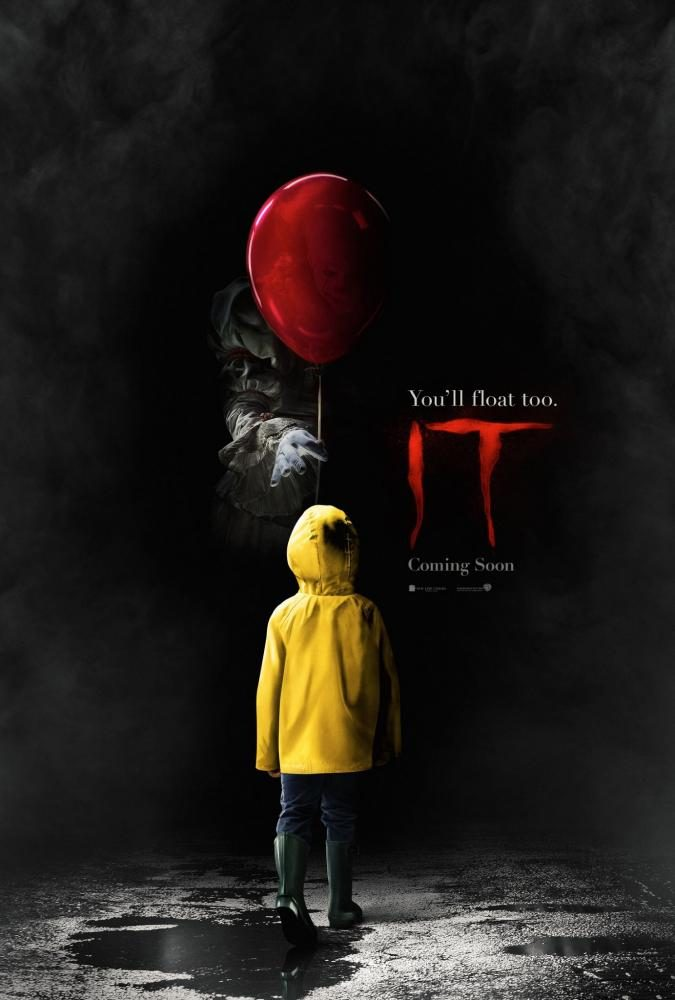 'It,' released in theaters across the U.S. on September 8th, 2017.