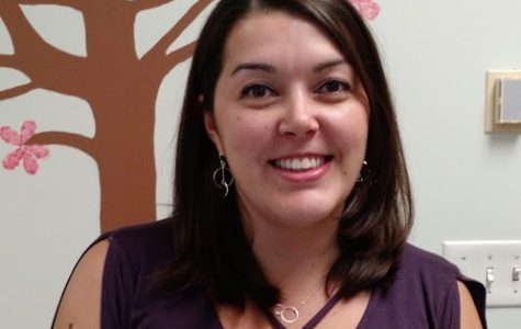 Mrs. Beischel: September's Teacher of the Month