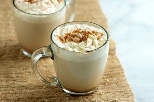 Inspired Taste's homemade Pumpkin Spice Latte.