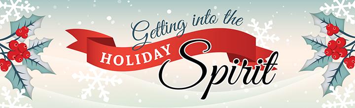 Happy holidays!  Image via Graphicsbuzz.com