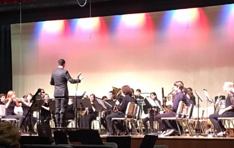 Hingham High's Annual Winter Band Concert