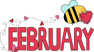 Excitement in the air for warm weather and Valentines Day in the Month of February (Flickr).