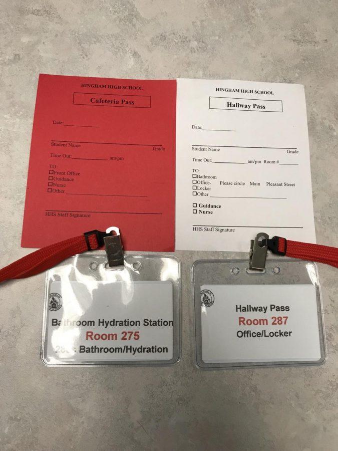 Rumors in the Halls of Hingham High