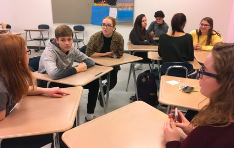 Easing the Gap: Class Divisions at Hingham High School