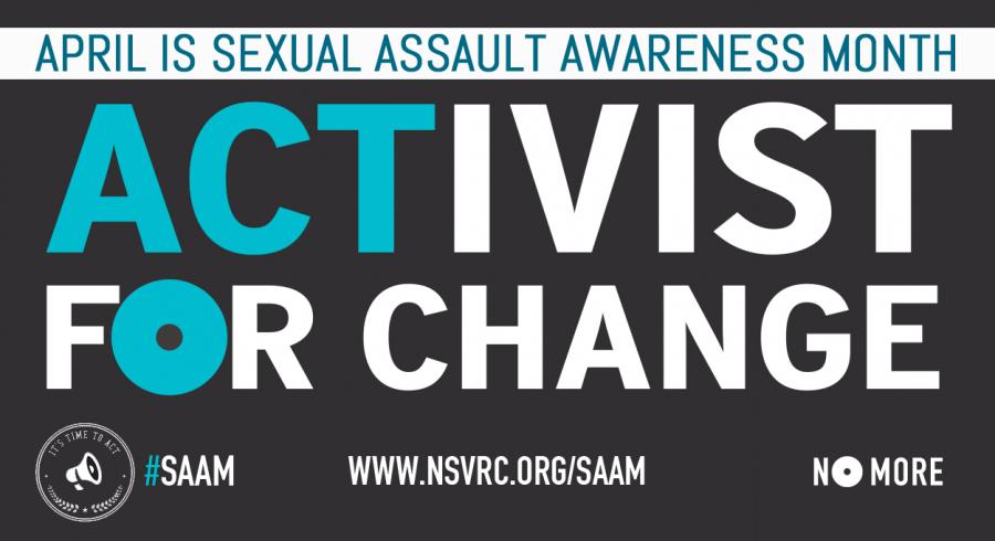 April Sexual Assault Awareness Month Nomore.org