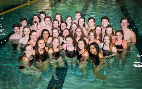 Hingham Swim Team Finds a New Home