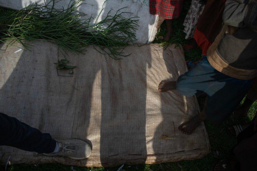 The+one+mattress+Yeshak%27s+family+slept+on.