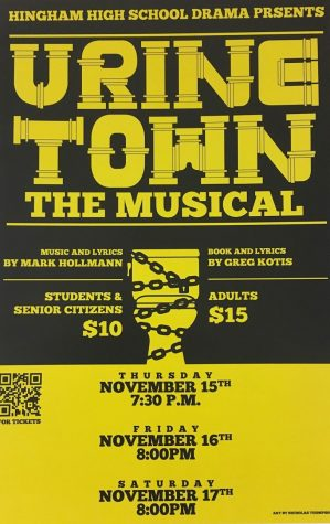Getting Ready for Urinetown: The Musical