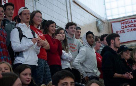 Hingham High School Shows Its Pep