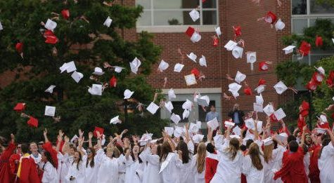 Senior Class Reacts to Change in Graduation Tradition