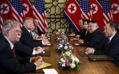 Trump Meets with North Korean Leader Kim Jong-un