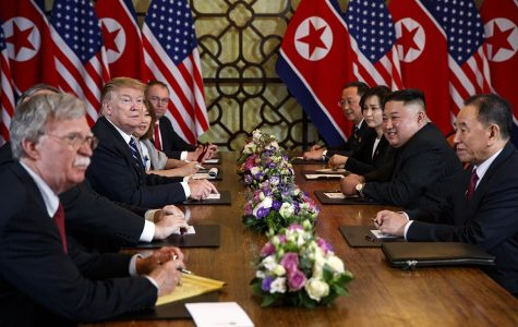 Trump Meets with North Korean Leader Kim Jong-un