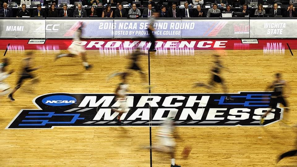 March Madness has 5.6 million viewers each year according to NCAA basketball statistics (Photo: Zac Al-Khateeb)
