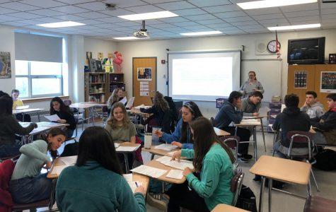 """Next-Generation"" MCAS: HHS Sophomores Prepare for Online Testing"