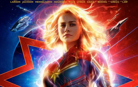 Captain Marvel soars above adversity