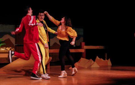 Drama Club performs Midsummer Jersey