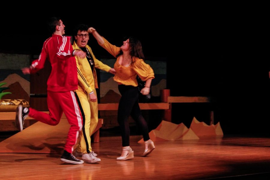 Drama Club performs Midsummer Jersey
