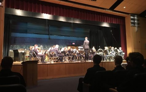 A Bittersweet Symphony: Band and Orchestra Collaborate for Their Final Concert