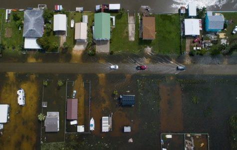 Flooding in Houston following Hurricane Imelda has prevented residents from leaving their homes. Mark Mulligan, Houston Chronicle