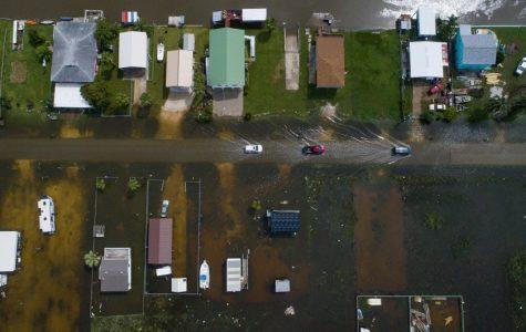 Hurricane Imelda's Aftermath in Houston Mimics that of Hurricane Harvey