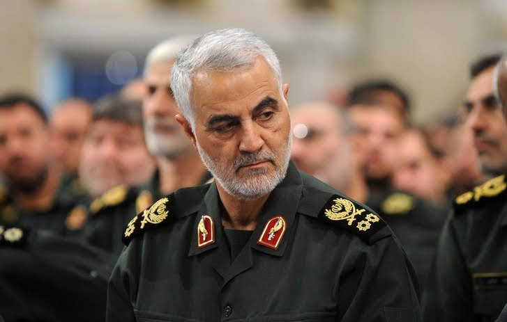 Qassam+Soleimani+was+Iran%E2%80%99s+second+most+powerful+figure.+Having+said+he+wished+to+die+as+a+martyr%2C+it+seems+he+may+have+gotten+his+wish.