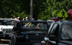 The Hingham Senior Parade Celebrates The Graduating Class