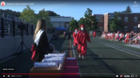 HHS Graduation Information and Livestream