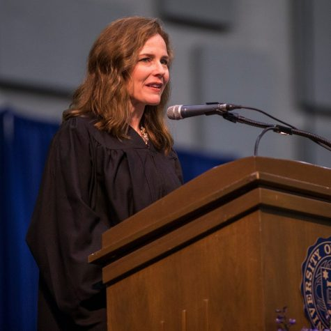 Supreme Court Nominee Amy Corey Barrett is a right-wing extremist, but a brilliant and principled thinker nonetheless.
