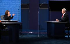 Navigation to Story: Harris and Pence Face Off in Vice-Presidential Debate