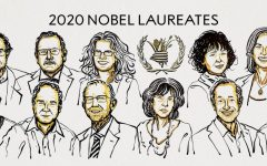 Navigation to Story: 2020 Nobel Prize Winners Announced