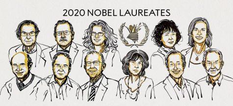 The 2020 Nobel Laureates across the Prize