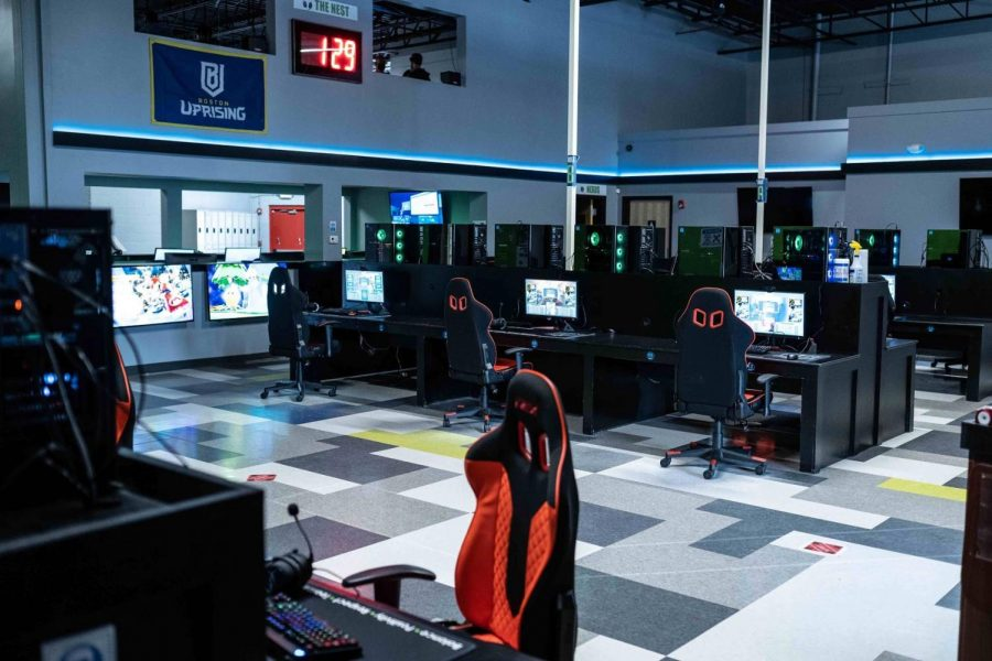 Uptime in Hanover keeps gamers current on all gaming trends both in person and virtually.
