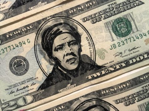 Previously, Harriet Tubman was stamped onto 350 $20 bills.