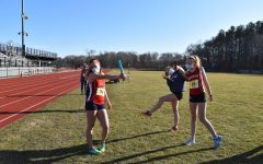 Navigation to Story: Hingham's Winter Track Team Adapts to COVID