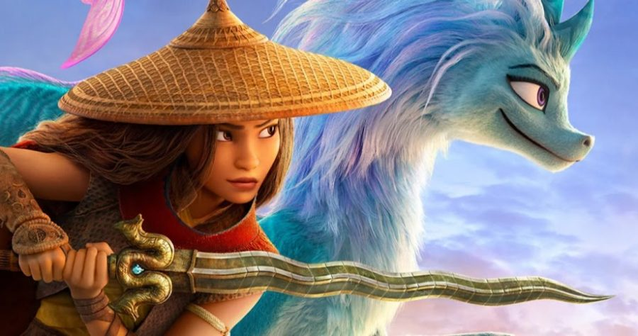 Raya, voiced by Vietnamese-American actor Kelly Marie Tran, is the first Southeast Asian Disney princess.